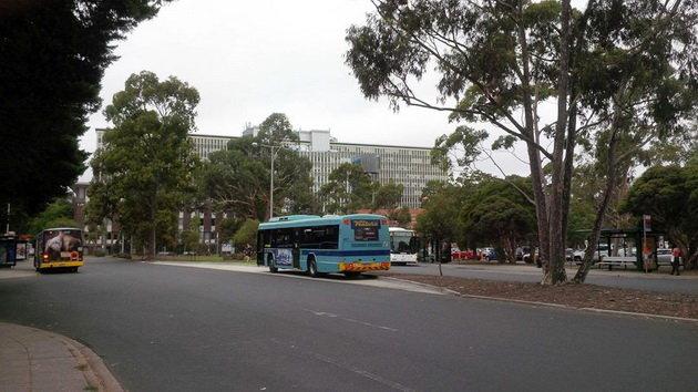 Khuôn viên trường Đại học Monash