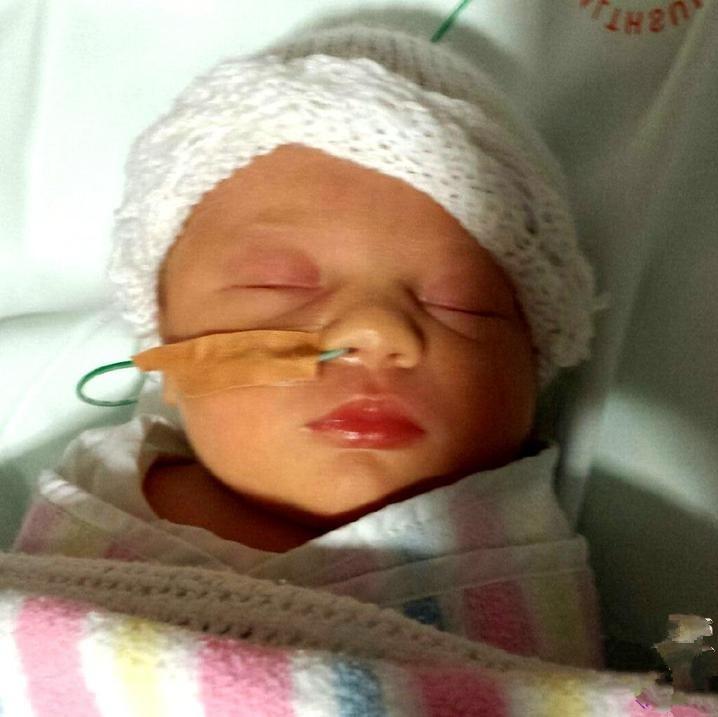 Cả hai mẹ con đang chờ hồi phục sức khỏe ở bệnh viện Wollongong