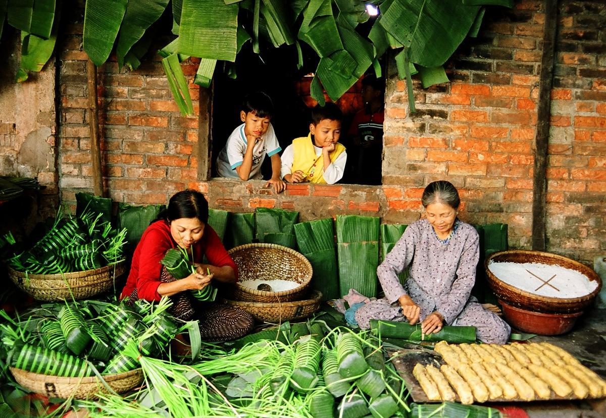 Tết tại quê nhà là mơ ước của nhiều du học sinh Việt