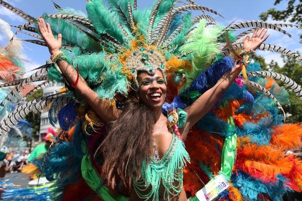 Lễ hội Văn hóa Carnival tại Berlin năm 2011.
