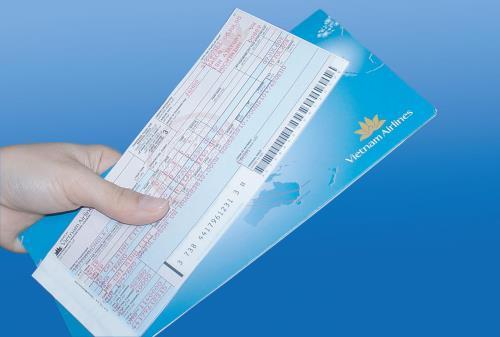 Hàng trăm du học sinh Việt Nam tại Australia bị lừa mua vé máy bay giả. Nguồn: vemaybaysieutoc