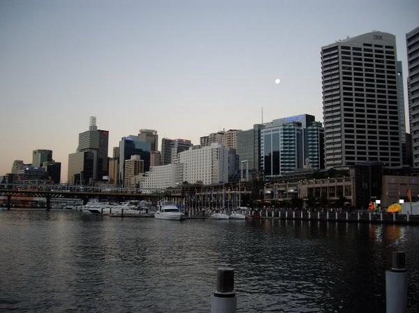 Cảng tình yêu ở Sydney