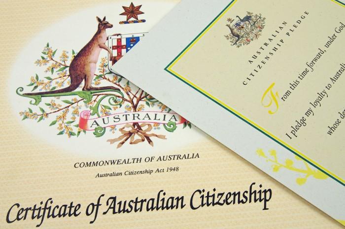 Có quốc tịch Úc vẫn có nguy cơ bị mất
