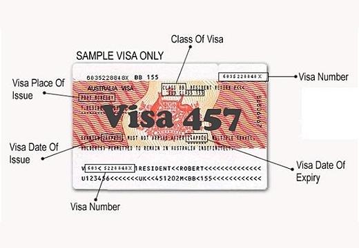 giai dap moi nhat cua bo di tru ve su thay doi cua visa 457 1 - 6 điểm chính cần phải biết về VISA KỸ NĂNG TẠM THỜI (TSS) thay thế cho visa 457