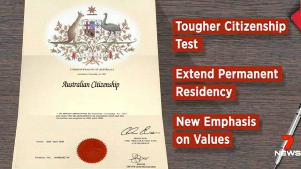 Cập nhật thay đổi luật quốc tịch Úc mới nhất ngày 06/06/2017