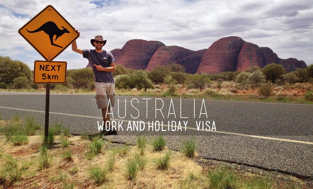 visa 462 lao động kết hợp kỳ nghỉ