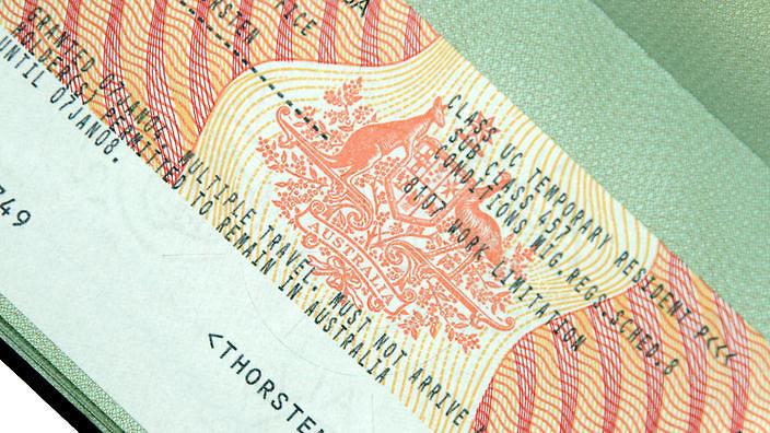 457 visa conditions form 0 0 - Chính phủ cảnh báo lừa đảo di trú QUY MÔ LỚN công ty Goldman Pintex