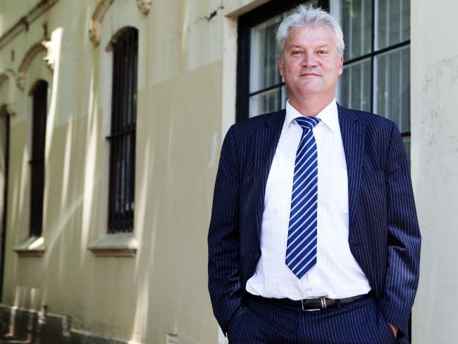 Giám đốc Arthur Naoumidis nói đầu tư bất động sản từng phần đang là hiện tượng trên toàn cầu