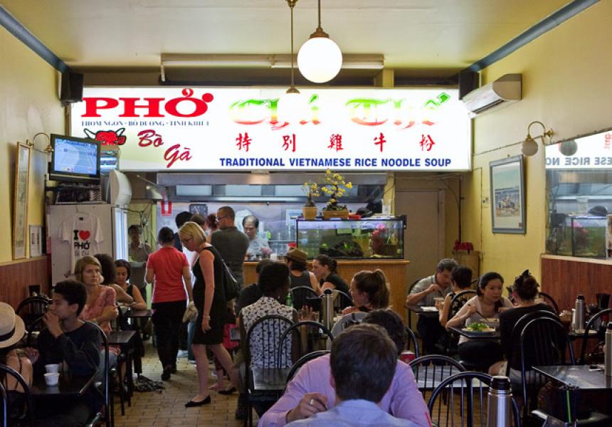 Nhà hàng người Việt tại Melbourne