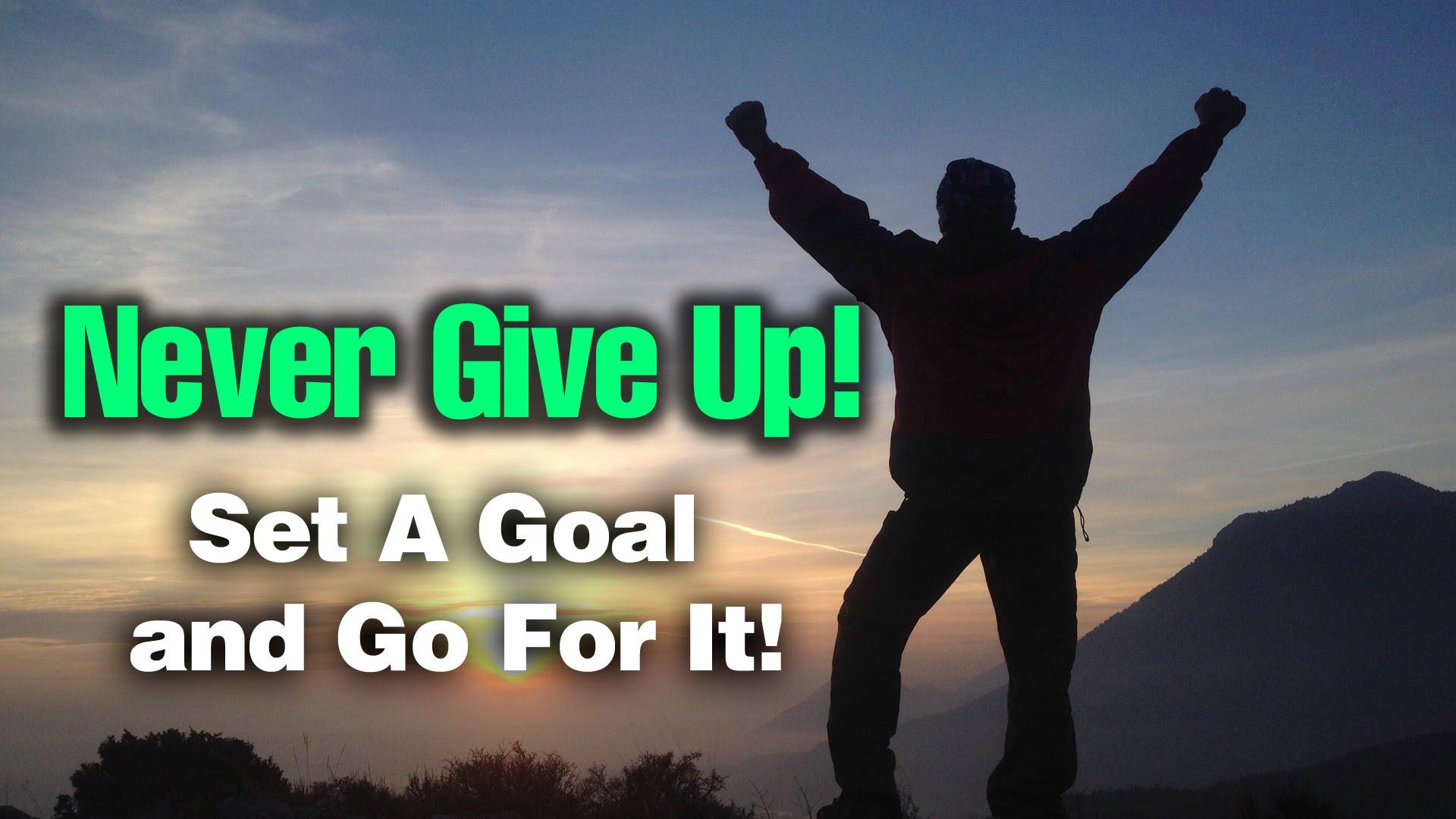 A Trung Hà khuyên các bạn chăm chỉ và đừng bao giờ bỏ cuộc