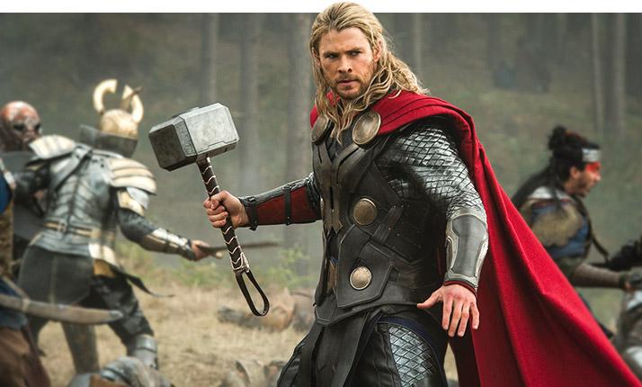 """Chàng diễn viên đóng vai Thor chia sẻ - 5 điều nên trải nghiệm tại Úc trước khi chết từ """"Thần Sấm Thor"""""""