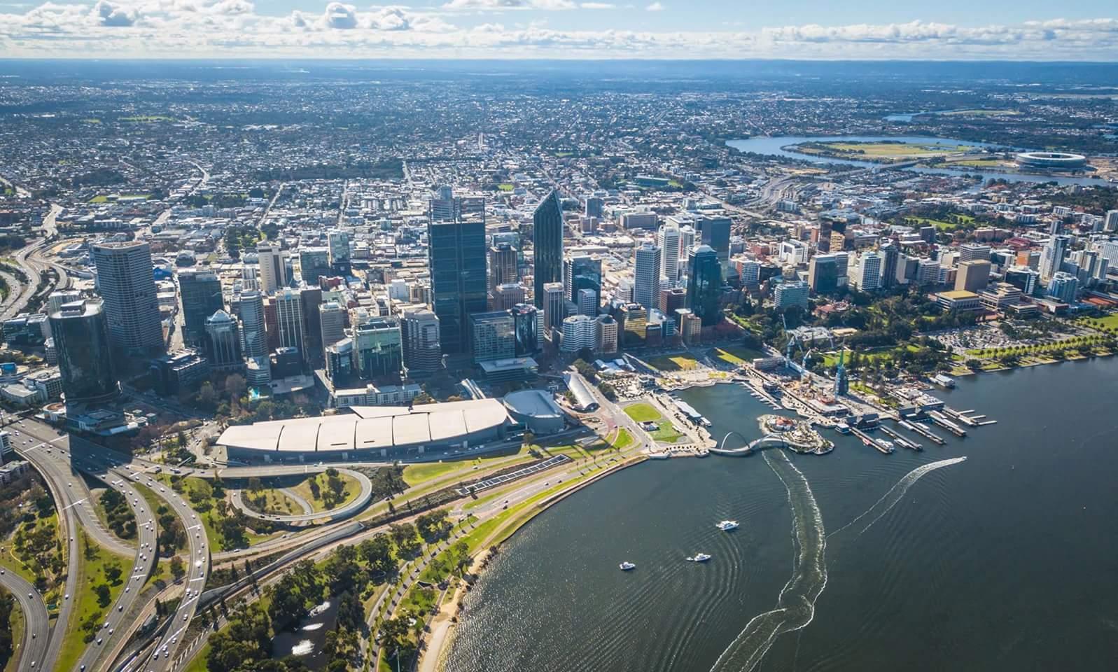 Thành phố Perth (City of Perth)