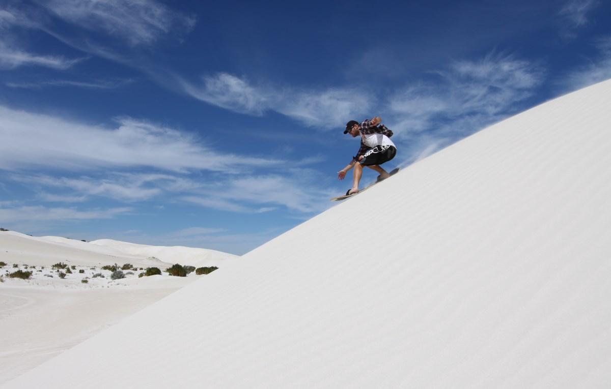"""Lancelin Sand Dunes WA - 13 địa danh cả thế giới mong được """"check-in"""" một lần ở Úc"""