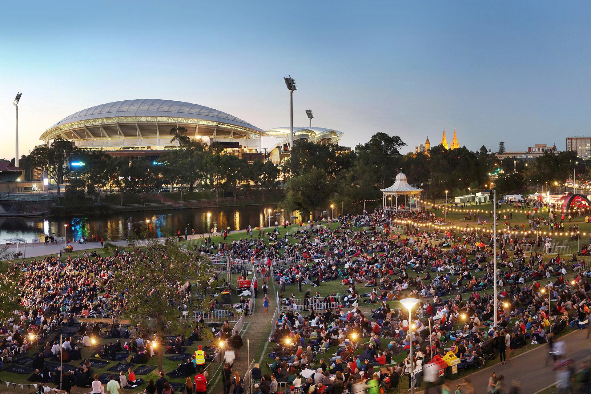 Nhung le hoi lon tai Adelaide - Những lý do chứng minh Adelaide là thành phố đáng sống nhất nước Úc