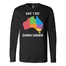 Phiên bảo áo Down Under không lỗi