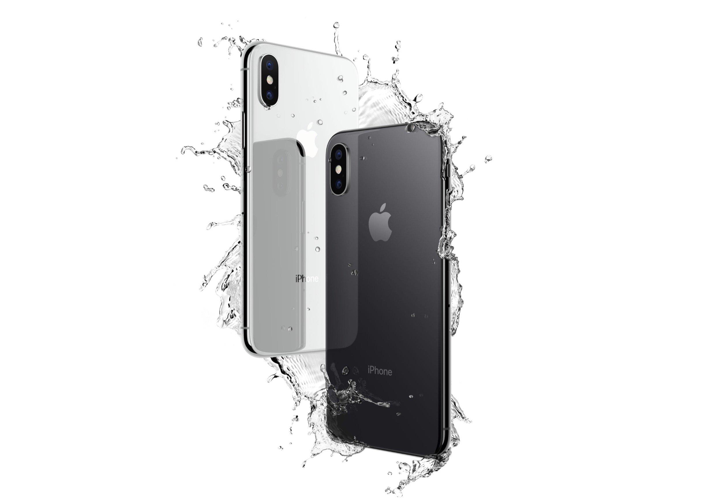 iPhone X vẫn được trang bị khả năng chống nước bụi như những máy iPhone khác củ Apple. - Apple iPhone 8 và iPhone 8 Plus tất cả những điều bạn muốn biết ở đây