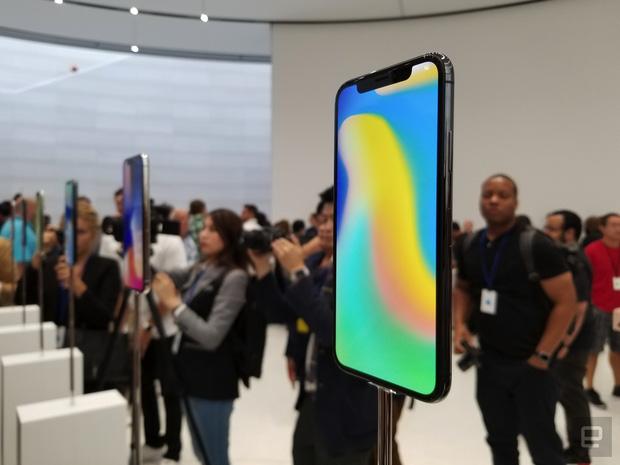 iphone x va iphone 8 chinh thuc ra mat co dat hang ngay thang 9 4 - Chiêm ngưỡng cận cảnh Iphone X và Iphone 8 mới được ra mắt