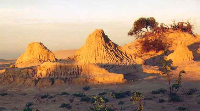 mungo12 - Điểm danh những địa điểm đẹp nhất Úc được UNESCO công nhận