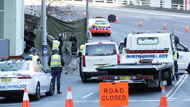 tai nan xe hoi lam 3 nguoi chet tai cbd sydney 3 - Tai nạn xe hơi làm 3 người chết tại CBD Sydney