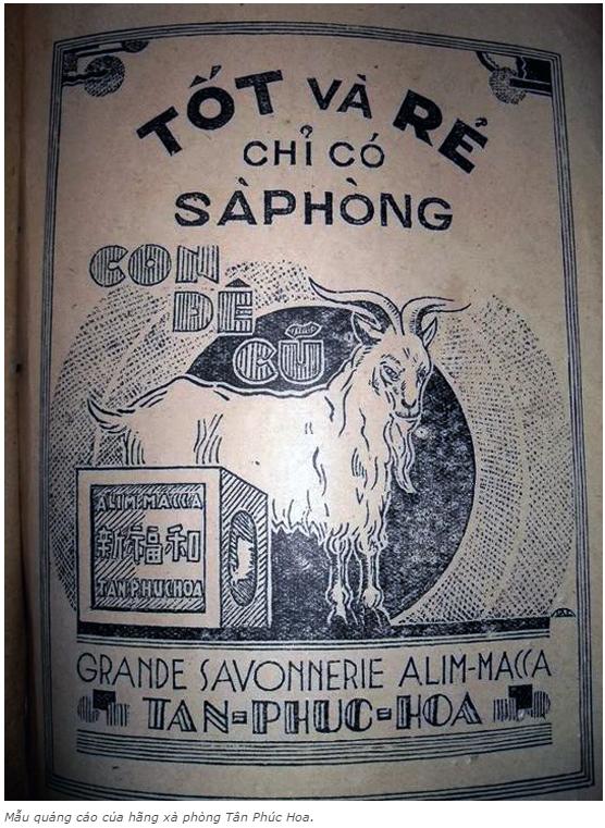 n tượng với những kiểu quảng cáo của người Sài Gòn xưa 1 - Ấn tượng với những kiểu quảng cáo của người Sài Gòn xưa
