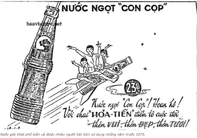 n tượng với những kiểu quảng cáo của người Sài Gòn xưa 11 - Ấn tượng với những kiểu quảng cáo của người Sài Gòn xưa