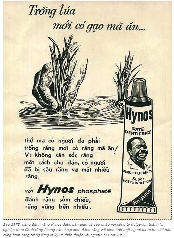 n tượng với những kiểu quảng cáo của người Sài Gòn xưa 12 - Ấn tượng với những kiểu quảng cáo của người Sài Gòn xưa