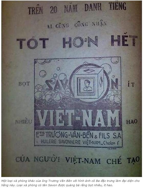 n tượng với những kiểu quảng cáo của người Sài Gòn xưa 2 - Ấn tượng với những kiểu quảng cáo của người Sài Gòn xưa