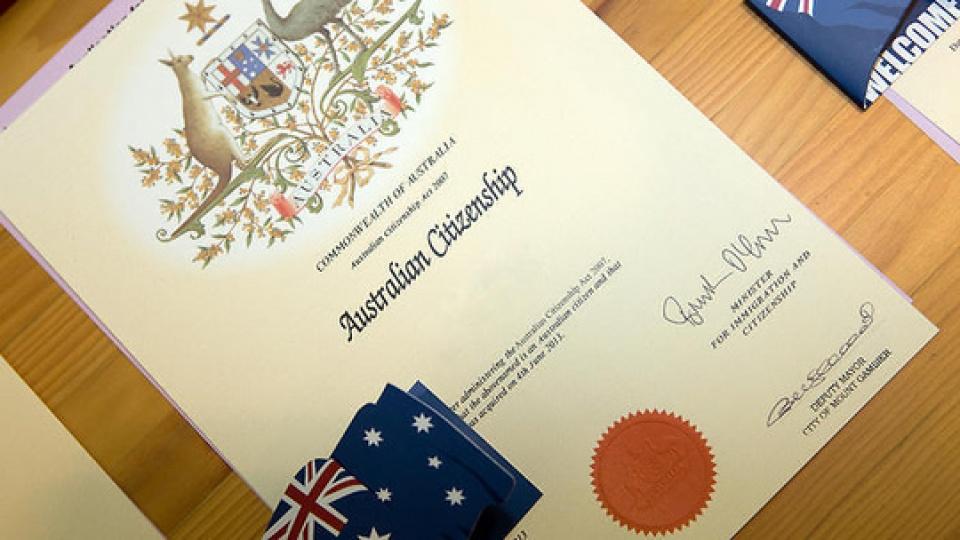 135635 citizenship 2 1492652783348 - Bài thi quốc tịch Úc sẽ được giảm độ khó xuống còn IELTS 5