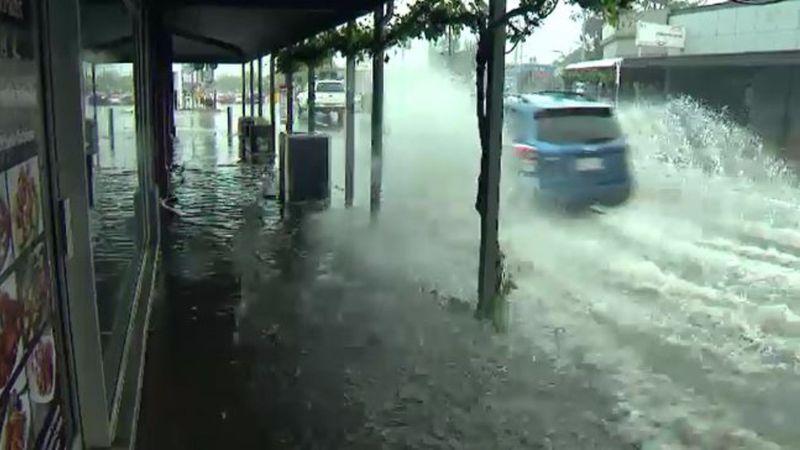 2 1 - Bão, mưa và sấm sét: Thời tiết khắc nghiệt đang hoành hành trên khắp nước Úc