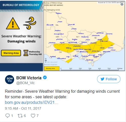 5 1 - Bão, mưa và sấm sét: Thời tiết khắc nghiệt đang hoành hành trên khắp nước Úc