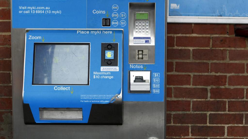 94fc98fcc09e05500fb6411ff0e9e513 - Máy bán vé Myki bị trộm phá tại khu Macedon Melbourne