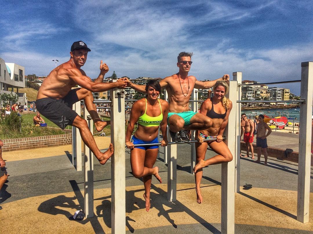 Bondi Outdoor Gym - 10 phòng gym hoàn toàn MIỄN PHÍ hot nhất Sydney