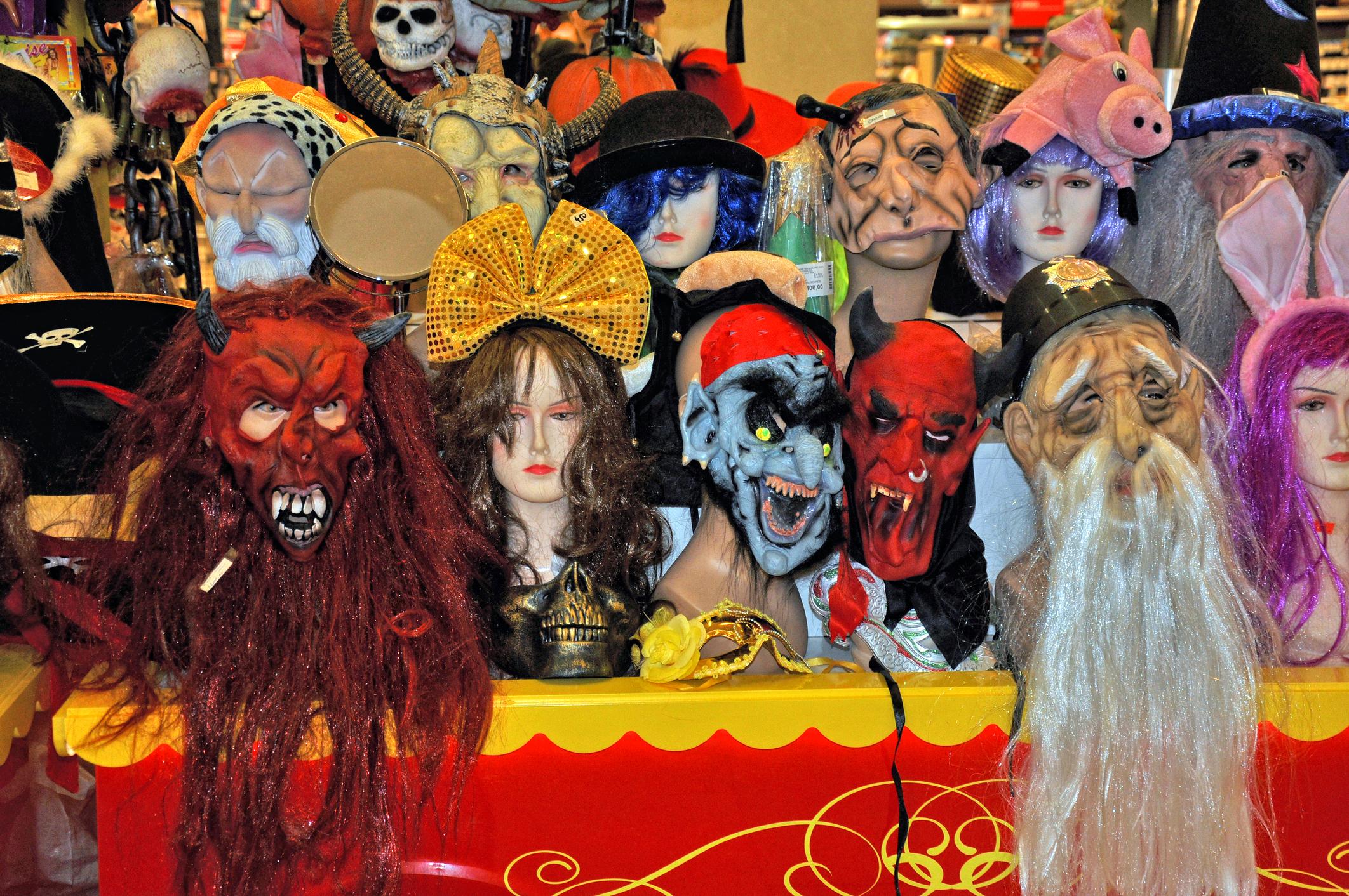 "Costume Party - 10 shop phục trang Halloween ""chuẩn"" nhất Sydney"
