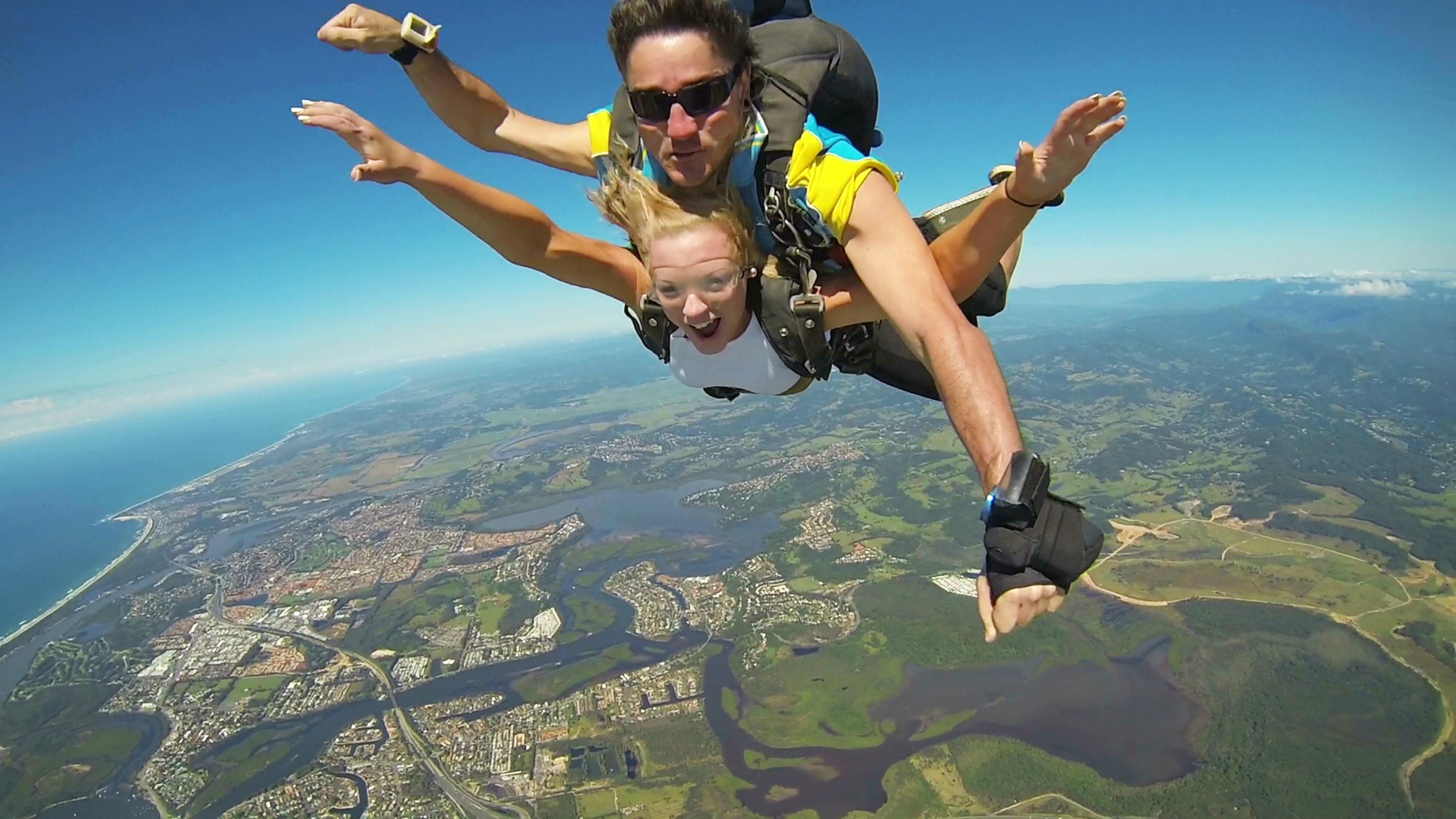 Gold Coast Sky Dive