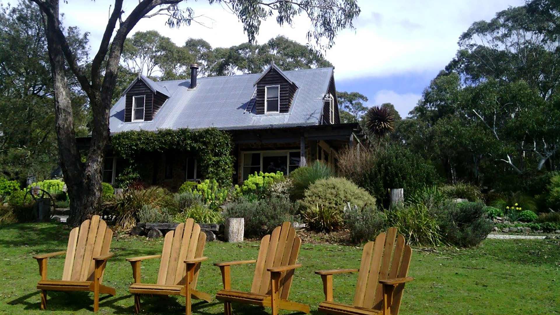 """Kookawood supplied - Những địa điểm gần Sydney được coi là """"một liệu pháp cho tâm hồn của bạn"""""""