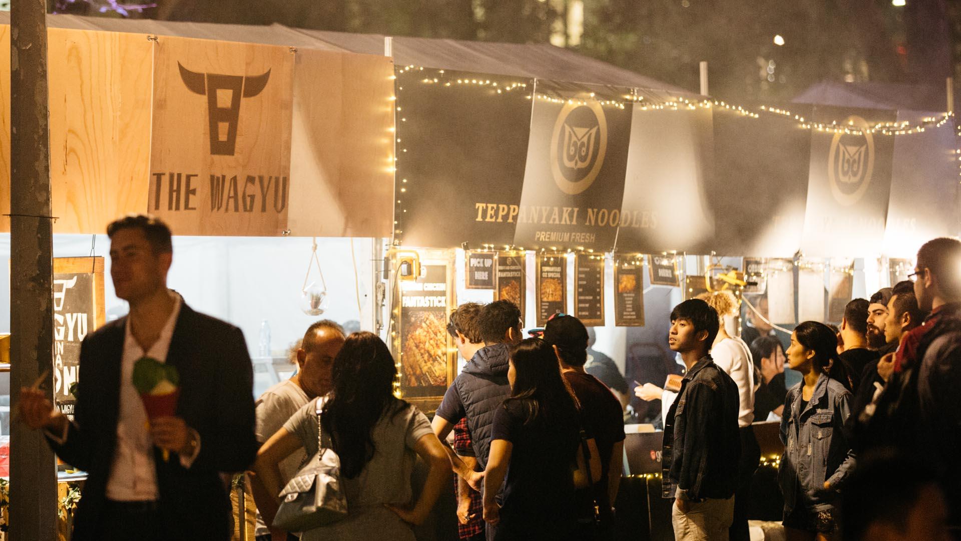 Night Noodle Markets LAlmeida 22 - Những sự kiện trong tuần này để có buổi hẹn hò ấn tượng tại Sydney