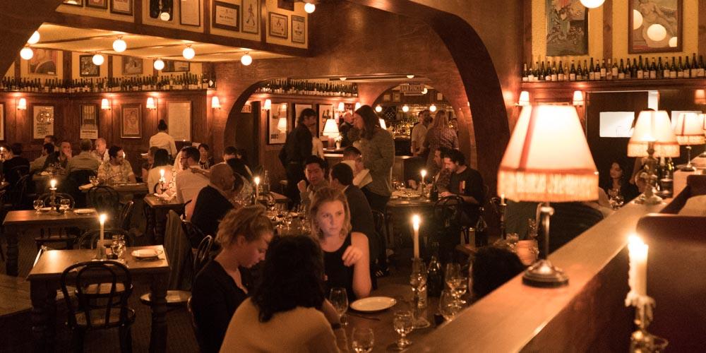 Restaurant Hubert Review Sydney Jugernauts 1 - 10 nhà hàng tuyệt nhất cho cặp tình nhân hẹn hò tại Sydney