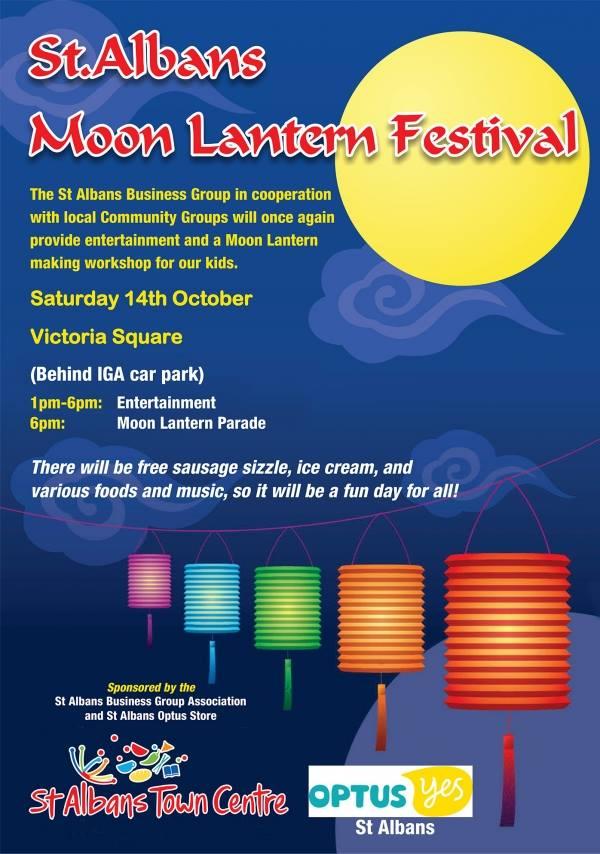 St Albans Moon Lantern Festival - Kế tiếp Footscray là Sunshine và St Albans đua nhau tổ chức lễ trung thu, ở đâu sẽ vui nhất?