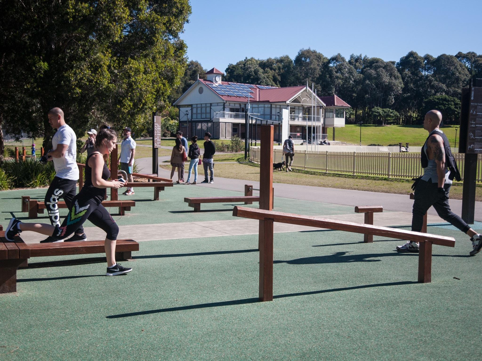 Sydney Park - 10 phòng gym hoàn toàn MIỄN PHÍ hot nhất Sydney