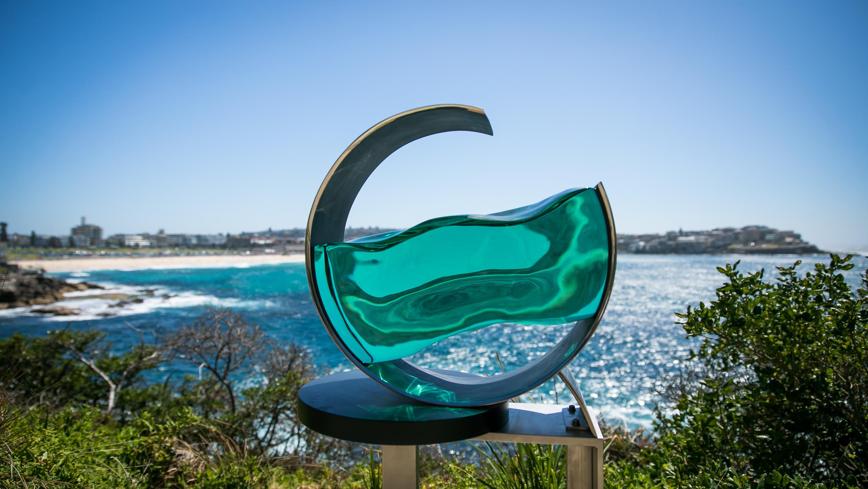 Tsukasa Nakahara High Tide - ĐỘC LẠ triển lãm sản phẩm điêu khắc bên bờ biển lớn nhất thế giới tại Bondi Beach Sydney