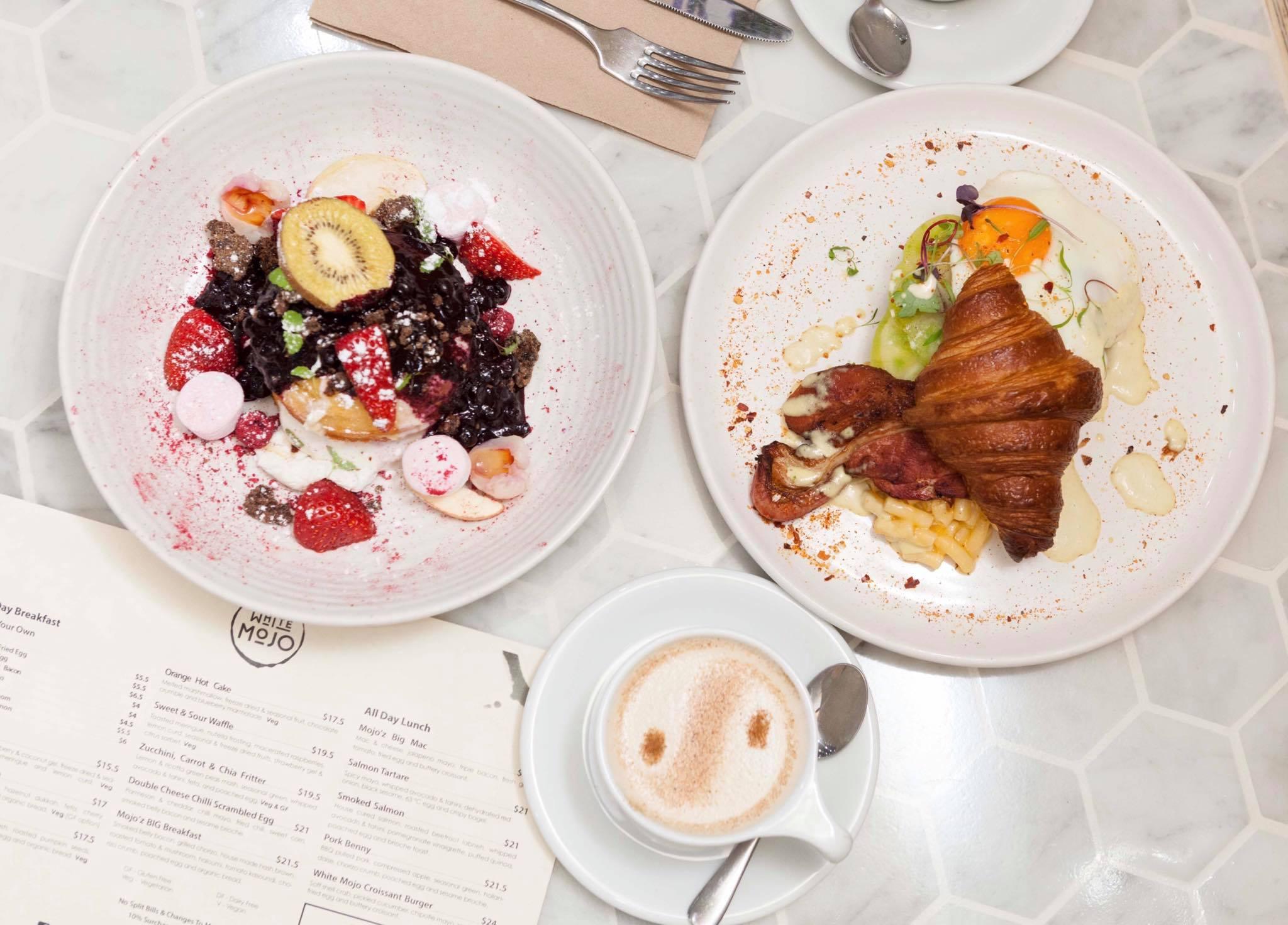 """White Mojo Speciality Coffee Roaster - 10 nhà hàng """"CHECK IN SỐNG ẢO"""" nhất định không thể bỏ qua khi tới Melbourne"""