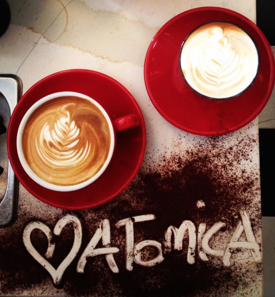 atomica loves great coffee as much as melburnians image courtesy of atomica  - 8 quán cà phê có không gian đẹp nhất để học tập và làm việc tại Melbourne