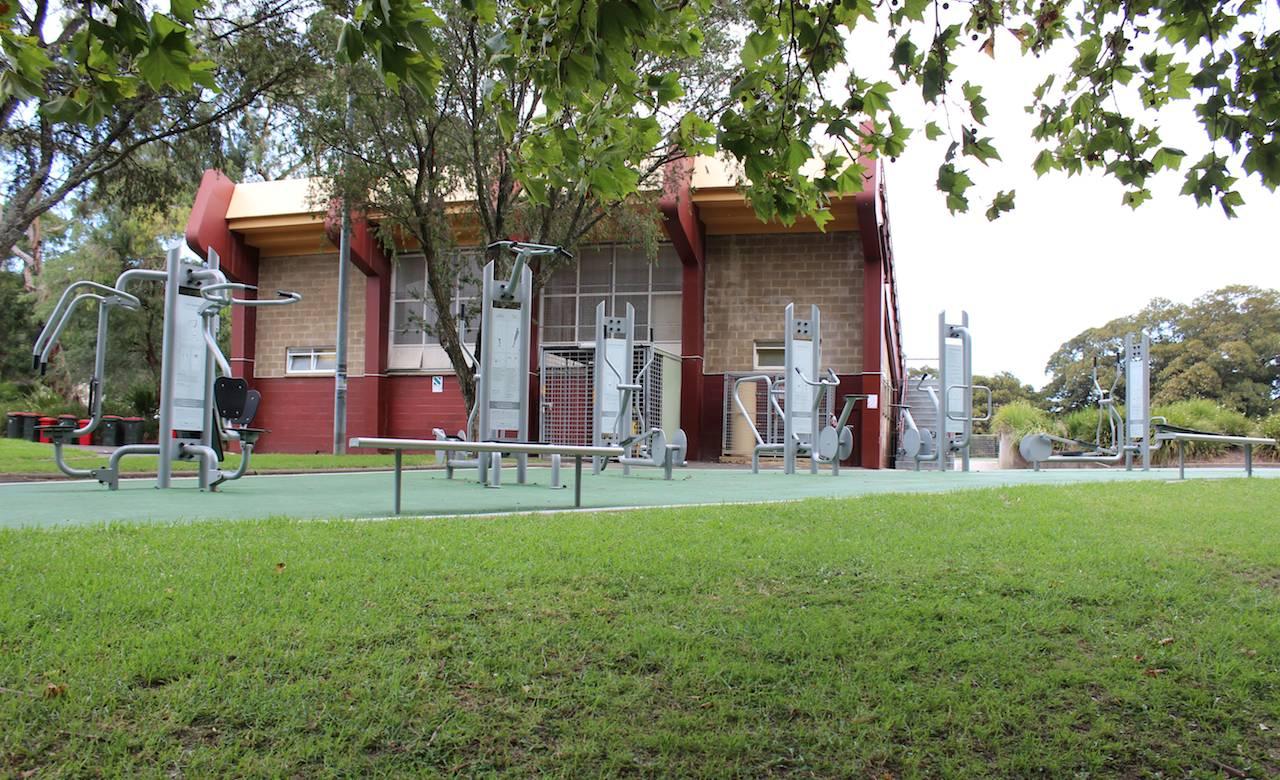 camperdown oval gym01 - 10 phòng gym hoàn toàn MIỄN PHÍ hot nhất Sydney