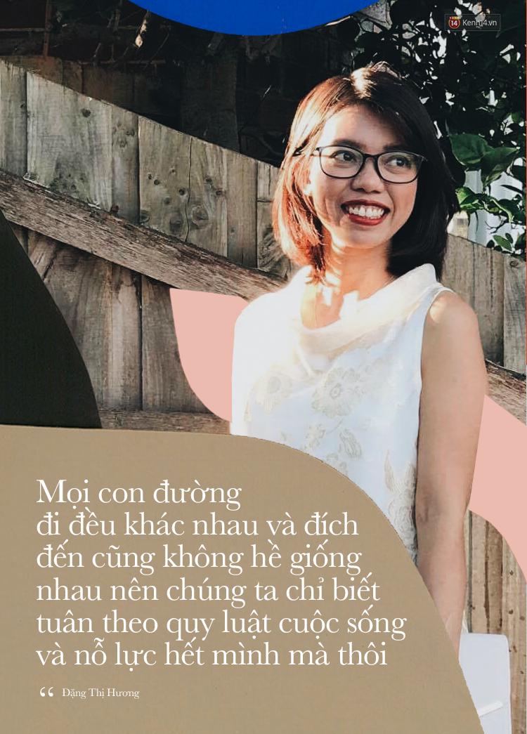 co gai viet tung lam osin tro thanh thac si tren dat uc 4 - Cô gái Việt từng làm osin trở thành thạc sĩ trên đất Úc