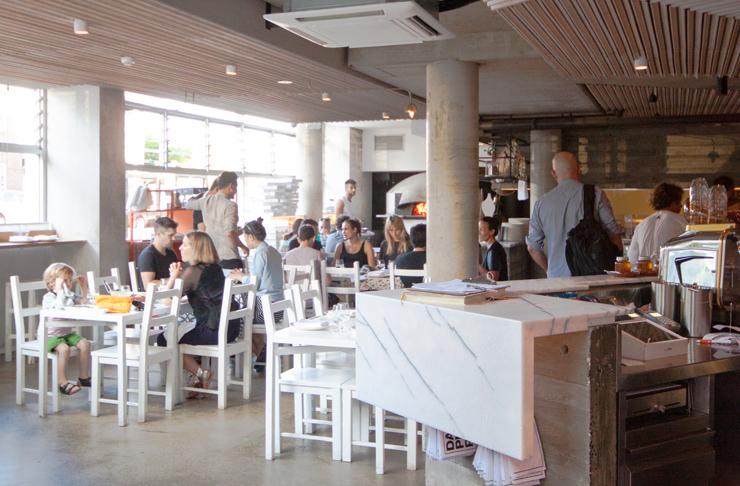 da orazio mozzarella bar - 10 nhà hàng tuyệt nhất cho cặp tình nhân hẹn hò tại Sydney