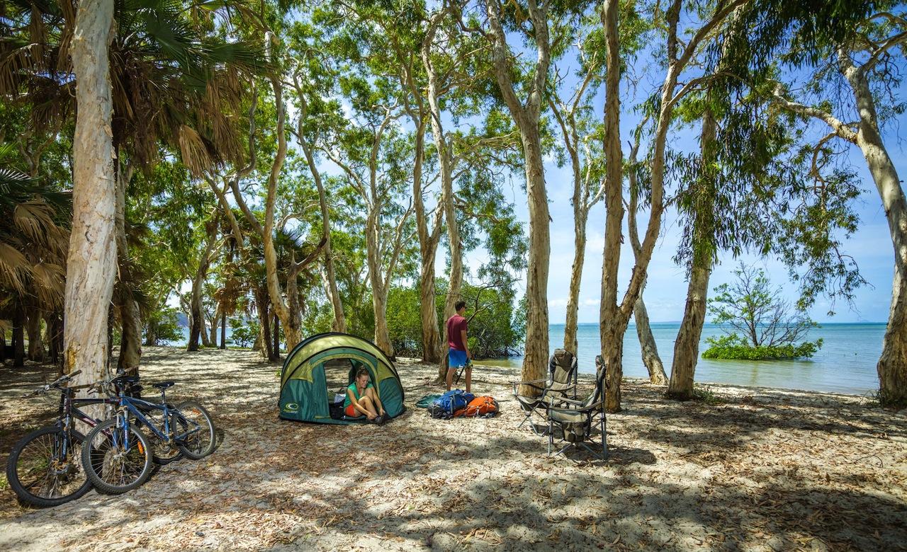 elimbeach - 10 bãi biển cắm trại tốt nhất tại Queensland cho mùa xuân này