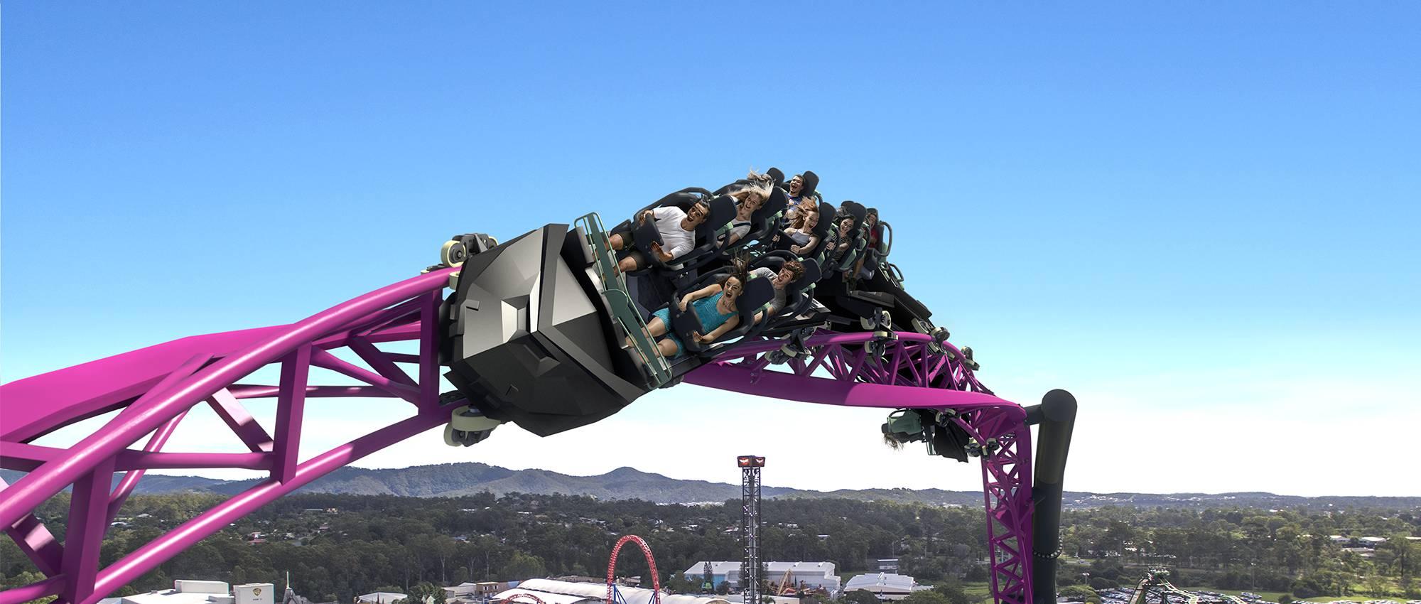 gold coast theme parks1 - Du lịch Gold Coast, 8 điều bạn cần PHẢI BIẾT