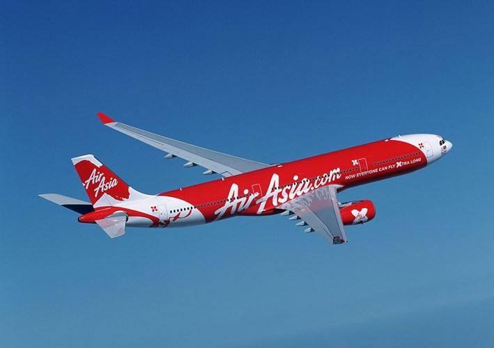 lich su hang air asia 8 joyd - Máy bay chở khách của hãng hàng không AirAsia hạ cánh khẩn cấp