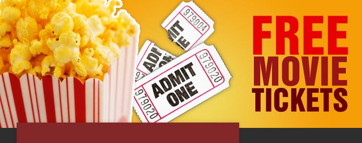 movie tickets free - Để mua được vé giá rẻ xem phim tại các rạp chiếu lớn ở Úc - không nên bỏ qua bài này!