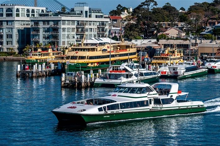 pha phuong tien di chuyen thu vi ơ Sydney - Sydney: Từ tháng 11 người đi làm sẽ được hưởng lợi từ các dịch vụ giao thông công cộng mới